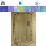 유리제 위원회, 명확한 판유리 안쪽 문 유리 샤워 문