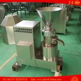 Mantequilla de cacahuete comercial del anacardo de la almendra del cacao que hace la máquina