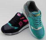 Кожаный ботинок спорта способа для повелительницы (новое прибытие)