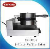 Wafel Baker van het Gebruik van de Snackbar de Elektrische Commerciële
