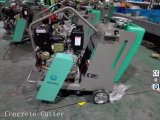 구체적인 지면은 판매 Gyc-140를 위해 Honda Gx270와 가진 절단기 기계를 보았다