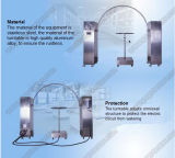 La norme IEC60529 Détecteur de pluie la preuve de la machine de tests