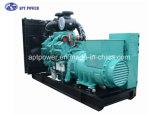 Cummins Engine著動力を与えられるコンパクトな1250kVA電気ディーゼル発電機セット