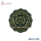 Corrección del bordado del balompié/divisa de Embroideried/Pin bordado de la solapa