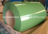 Bobine en acier galvanisée de couche de Gi/PPGI/PPGL/Ppcr pour la feuille ondulée de toiture