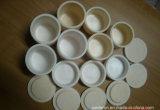 De Ceramische Smeltkroezen van het Zirconiumdioxyde van de hoge Zuiverheid met Iso9001- Certificaat