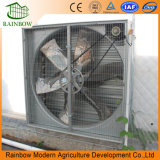 Exaustor industrial da ventilação do equipamento da exploração avícola