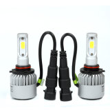 S2 LED Phare de voiture H1 H4 H7 H8 H13 9005 9006 COB Lampe frontale à LED 12V-24V avec 72W 8000lm All in One Automobiles Lampe 6500k LED Fog Lamp Xenon Bulbs Kit