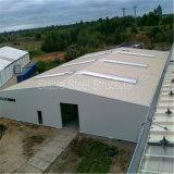 Structure en acier de haute qualité des matériaux de construction de l'atelier