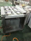 Hgr-98g Handelskocher des Gas-8-Burner mit Gas-Ofen für Lebesmittelanschaffung-Gerät