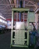Materia textil vertical de Y82t-63yf y máquina de embalaje usada del paño