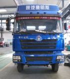 Shacman F3000 6X4 430~460HPの大きいトレーラーのトラクターのトラック