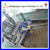 Belüftung-Rand-Streifenbildungs-Strangpresßling-Zeile/hoch glatte Rand-Banderoliermaschine