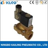 "2V130-10 3/8 "" Brass Material Water Solenoid Valve"
