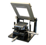 Máquina de pintar compacta de la película de la impresión de la pantalla de la precisión EQ-Spc-1