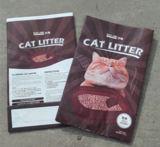 Bolsas de papel Kraft para la basura del gato