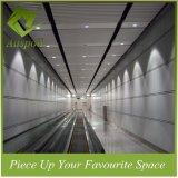 Soffitto rotondo di alluminio di profilo del tubo della decorazione del diametro 50mm per l'aeroporto