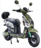 درّاجة ناريّة مصغّرة كهربائيّة مع محرّك كثّ مكشوف