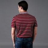 Camisa de polo de la alta calidad, camisas 100% de polo exquisitas del algodón para los hombres