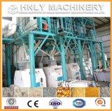 조밀한 옥수수 제분기 (50-160T/D)