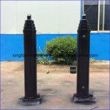 Cilindro hidráulico telescópico para o cilindro hidráulico de caminhão de descarga