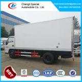 Jmc Van Caminhão Caixa, Veículo comercial e vans 3-5toneladas, caminhão da Caixa de isolamento