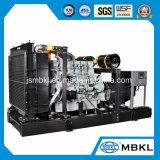550kw/688kVA wassergekühlter Multizylindershanghai Mitsubishi Wechselstrom-Dreiphasendieselgenerator S6r2-Pta-C
