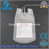 Solo desechable Bolsa de sangre regulares con Ce & ISO