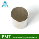 N45 de Hoge Magneet van NdFeB van de Cilinder met Praseodymium van het Neodymium
