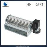 La refrigeración de aire acondicionado Ventilador calefacción parte alta del motor del ventilador de la cruz el flujo de aire