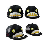 かわいい子供の平らなピーク帽子、カスタムフラットキャップ、帽子