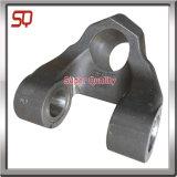 Pezzi meccanici di CNC dell'alluminio per il morsetto con l'anodizzazione