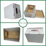 Caja de cartón ondulado para almacenamiento de archivos pesados