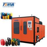 Tonva Jerry der Dosen-Blasformen-Maschine/Benzinkanister, der Maschine/Plastiköl können durchbrennenmaschine bildet