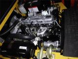 フォークリフト日本ディーゼルエンジンを搭載する2.5トン