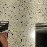 たらいの環境のための張りめぐらされた純粋なアクリルの固体表面の平板