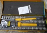 16400mm 14 Crimper van het Handvat van de Kabel van de Batterij Ton Hulpmiddel van het Hulpmiddel van het Hydraulische Eind Plooiende hhy-400A