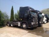 HOWO A7 견인 트럭 6X4 420HP 트랙터 트럭