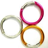 Hot Sale Cercle en alliage de zinc Jump Ring SNAP Crochet pour sac de Collier pour chien en laisse les clips (HSG0015)