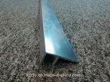 De uitstekende Kwaliteit Aangepaste Opgepoetste het Anodiseren Uitdrijvingen van het Aluminium