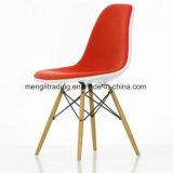 Apilable de comedor silla de plástico