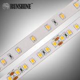 Striscia flessibile 60LEDs 12W /M di CC 24V 2835 LED
