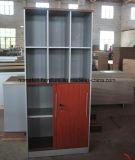 Bücherschrank mit Tür-Büro Adjuestable Datei-Schrank-hölzernen Möbeln