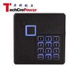 Controle de acesso de Sr16e RFID com teclado e o leitor luminoso da proximidade do luminoso 125kHz
