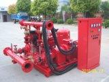 La norme NFPA 20 Edj emballé de la pompe incendie