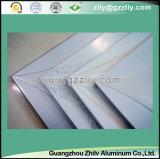Azulejo de aluminio grabado fabricante del techo del metal para la decoración interior