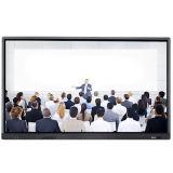75 pantalla plana interactiva de la pulgada 4K