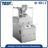 Prensa farmacéutica de la píldora de la fabricación Zpw-10 de la máquina rotatoria de la tablilla