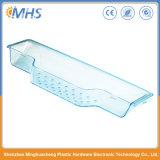Utilização diária do molde plástico seringa