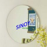 Miroir rond ovale Miroir biseauté poncées miroir de rétroviseur